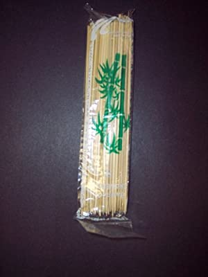 "Bamboo Skewers 8"", 100 count by Frontier"