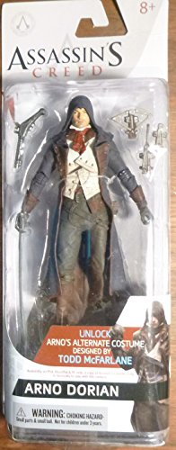 Assassins Creed Series 3 Action Figure Arno Dorian