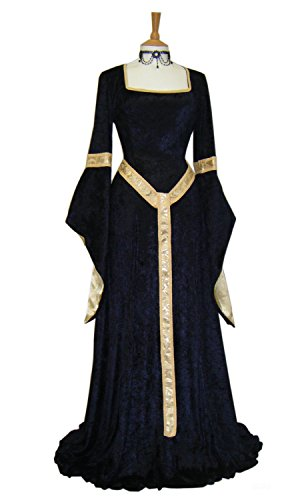 Buy medieval clothing dress - 6