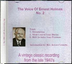 Download The Voice of Ernest Holmes No. 2. This Is a Vintage Classic Cd Recording From the Late 1940's (This Thing Called Life). ebook