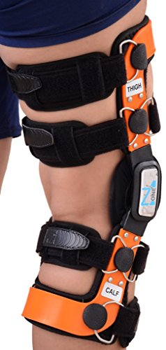 Braceit K2 ComfortLine Knee Brace (S13(THIGH=21-22.5