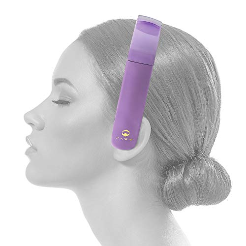 Paww SilkSound Headphones – Stylish Foldable SilkSound Headphones – Stylish Foldable On-Ear Wireless Bluetooth Handsfree Calling with 8 Hours Playtime for Work Travel or Outdoor Use