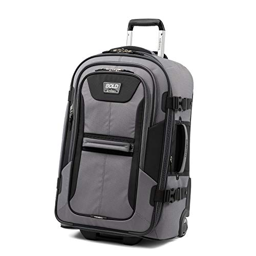 Travelpro  Bold  Expandable Rollaboard, Gray/Black ,25