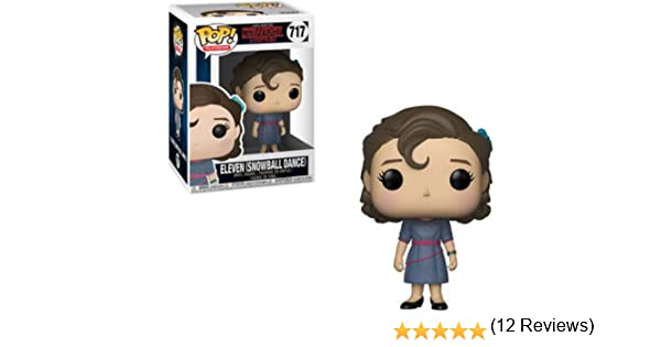 Pop! Stranger Things S2 - Figura de Vinilo Eleven (Snowball Dance)