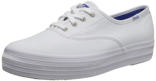 Champion Keds Core White Blanc white Triple Sneakers A8WaqwnHA