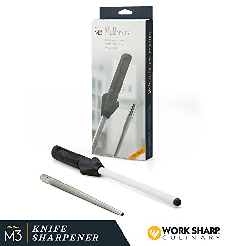 Work Sharp Culinary M3 Manual Kitchen Knife Sharpener