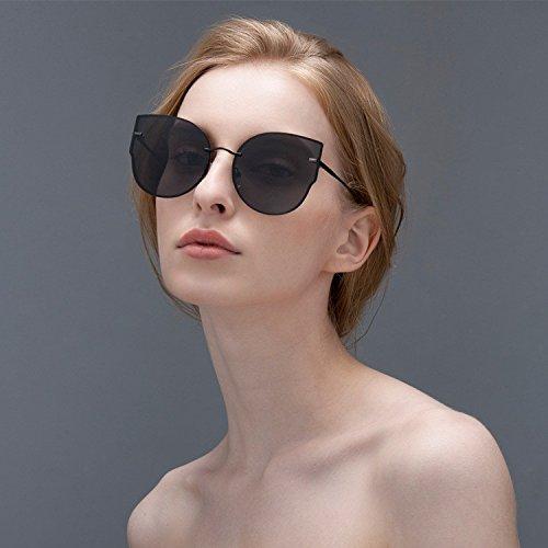 señoras de señoras de ocasionales las las de Gafas sol sol salvaje Shop 6 Gafas Negro de ojos polariza ojo HRgqxZvOw