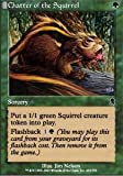 Magic: the Gathering - Chatter of the Squirrel - Odyssey