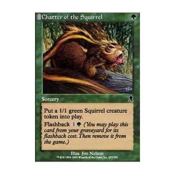 Amazon.com: Magic: the Gathering - Squirrel Nest - Odyssey: Toys ...