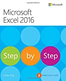 Microsoft Excel 2016 Step by Step 1st Edition
