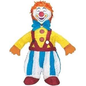 Amazon.com: Circus Clown Pinata: Toys & Games