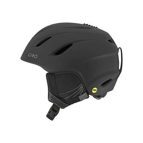 Giro Era Mips Snow Helmet - Women's Matte Black Medium (Giro Helmet Ski)