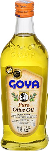 Goya Foods 100% Pure Olive Oil, 17 Ounce