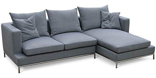 Contemporary Condo Sectional Sofa