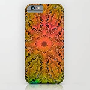 Abstract Kaleidoscope Of Roses For HTC One M9 Case Cover Case by Wendy Townrow