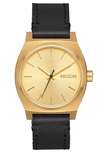 Nixon-Womens-Medium-Time-Teller-Leather