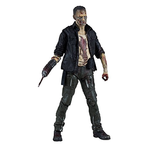 McFarlane Toys The Walking Dead TV Series 5 Zombie Merle Action (Zombie Girl From Walking Dead)