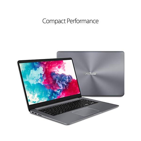 "2019 ASUS VivoBook F510QA 15.6"" WideView FHD Laptop Computer, AMD Quad-Core A12-9720P up to 3.6GHz, 16GB DDR4 RAM, 256GB SSD + 1TB HDD , USB 3.0, 802.11ac WiFi, HDMI, Windows 10 3"