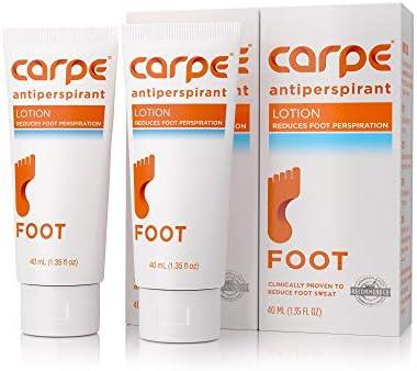 Carpe Antiperspirant Dermatologist Recommended Solution hyperhidrosis product image