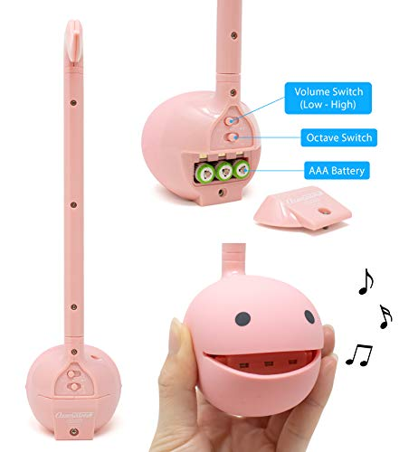 "/""Berry/"" Japanese Strawberry Pink Sweets Series Japanese Edition Otamatone"