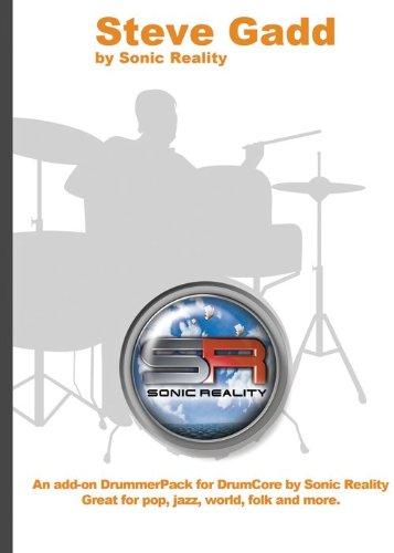 Sonoma Wire Works DCDPSG Steve Gadd - Samples Loops Wav Drum Acid