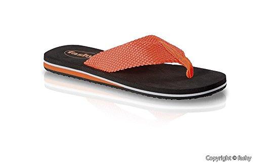 fashy - zapatillas de punta Niñas Naranja - naranja