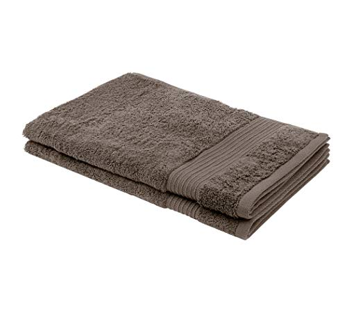 Bliss Luxury Combed Cotton 2 PK Hand Towel - 20