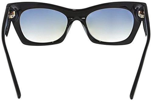 Tom Ford Sonnenbrille Kasia (FT0459) 05B: Black