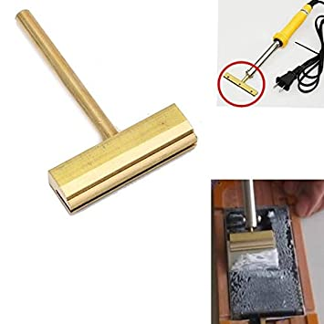 SparFix Panne soporte punta hierro a & # X300; soldar para limpiar Re & #