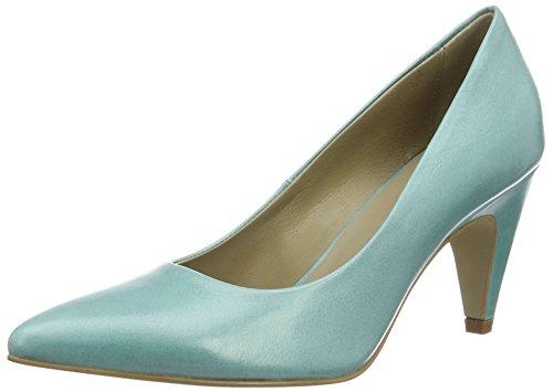 Noe AntwerpNirma - Zapatos de Tacón Mujer Azul (Teal)