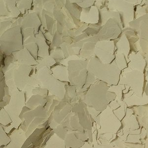 The Original Color Chips Decorative Floor Coating Flakes, Cream, 1/4
