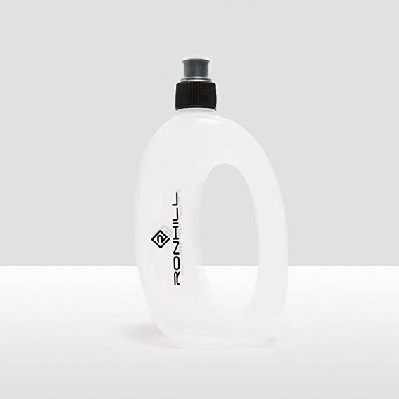 5 x Running Water Bottle 270ml Ronhill Handheld Running Water Bottle Sports Cap