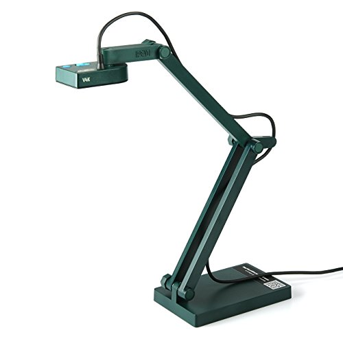 IPEVO V4K Ultra High Definition USB Document Camera (5-880-4-01-00) by Ipevo