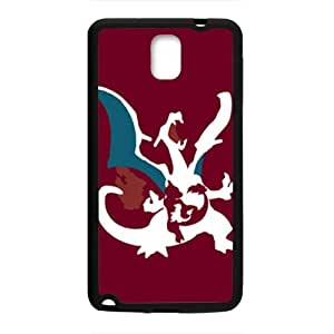Pokemon unique cartoon design fashion Cell Phone Case for Samsung Galaxy Note3 by runtopwell