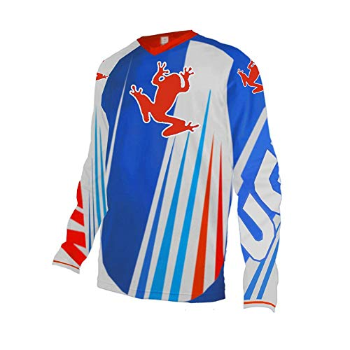 Uglyfrog Winter Thermal Long Sleeve DH/AM/XC/FR/MTB/BMX/Moto/Enduro/Offroad Bike Wear Cycling Jersey