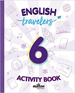 Travelers Red 6 Activity Book - English Language 6 Primaria ...