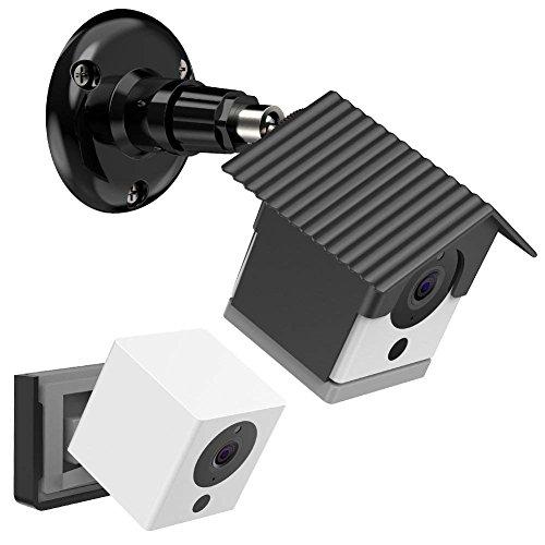 Aobelieve Indoor/Outdoor Mount for Wyze Cam and iSmart Alarm Spot Security Camera - Weatherproof Housing, Outdoor Security Mount, and Indoor Wall Mount - (Weatherproof Camera Housing)