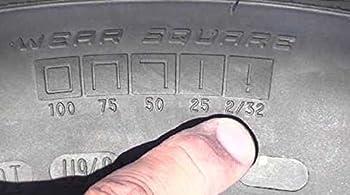 Cooper Cs5 Grand Touring Radial Tire - 22565r17 102t 4