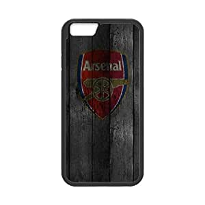 Custom Cover Case Fashion Arsenal Time For iPhone 6 Plus 5.5 Inch SXSWI948008