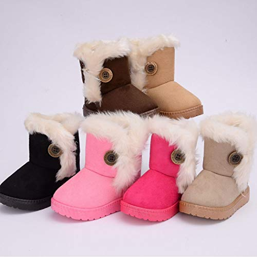 Sholdnut Kids Fashion Winter Warm Thickening Soft Snow Boots Boots - http://coolthings.us