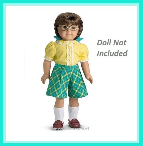 American Girl Molly/'s Recital Outfit retired