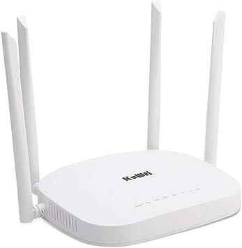 KuWFi 4G LTE WiFi Router SIM 300Mbps Router inalámbrico CPE ...