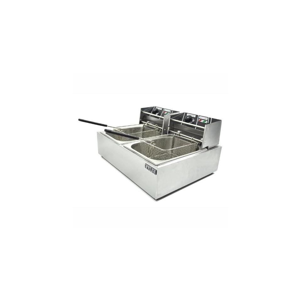 Dual Electric deep Fryer