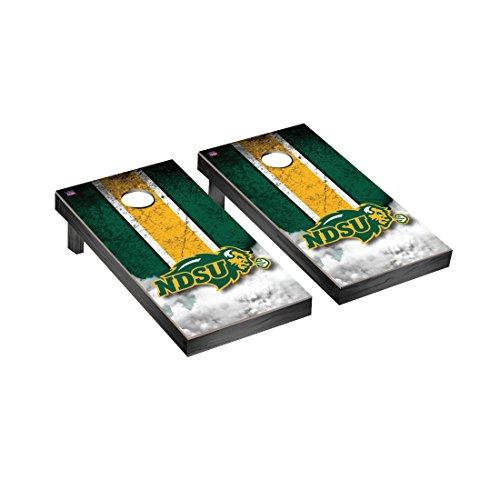 Victory Tailgate North Dakota State NDSU Bison Desktop Mini Cornhole Game Set by Victory Tailgate