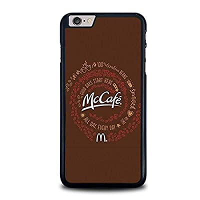 Mccafe Logo Case For iPhone 6 / iPhone 6s