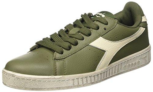 Verde Unisex Sospiro verde De Diadora Haute L Bianco Cire Adultes Pour Tennis Chaussure Olivina Jeu HOaqpIpF