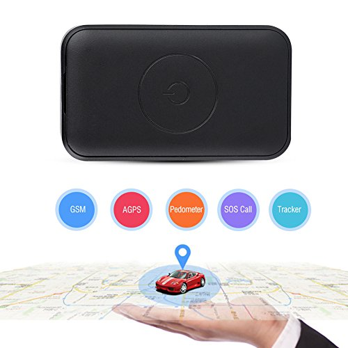 fosa Smart GPS Tracker, Real Time GSM 850/900/1800/1900MHz GPS Tracker, GPS+ AGPS+LBS+WIFI Tracking Device for Outdoor, Hiking, Hunting, Children and Pets Trackers One Key SOS Call by fosa (Image #2)