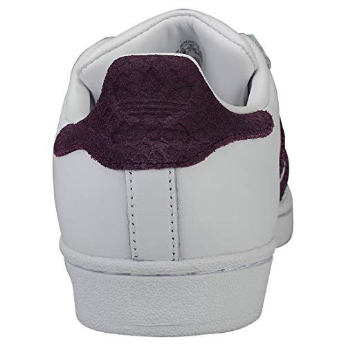 Adidas Scarpe ftwbla Superstar plamet Bianco Da W rojnoc Fitness 0 Donna ZTPqZax