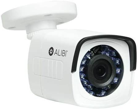 Alibi 2.1 Megapixel 1080p HD-TVI 65 ft IR Outdoor Bullet Security Camera