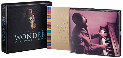 At The Close Of A Century [4 CD Box Set] (Best Of Stevie Wonder Cd)